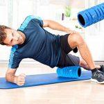Fitem PRO Foam Roller-Rouleau en Mousse-Rouleau de Massage-Trigger Point-Massage Dos-Courbatures Musculaires-Yoga/Pilates de la marque Fitem image 4 produit
