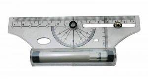 Generic métrique parallèle dessin polyvalent règle roulante couleur transparent blanc Lot de 2 de la marque Générique image 0 produit