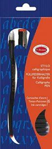 Georges Lalo Stylo de calligraphie 1,5 mm Noir de la marque Georges Lalo image 0 produit