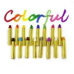 GiBot 16 Couleur visage peinture des crayons de visage et de corps sûrs et non-toxiques Crayons Maquillage pour Enfants, Easy on et off de la marque GiBot image 1 produit