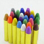 GiBot 16 Couleur visage peinture des crayons de visage et de corps sûrs et non-toxiques Crayons Maquillage pour Enfants, Easy on et off de la marque GiBot image 3 produit