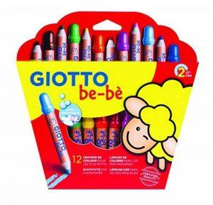 GIOTTO Be-Bè 469700Jumbo Crayons de couleur de la marque GIOTTO Be-Bè image 0 produit