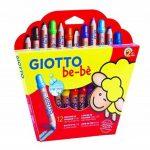 GIOTTO Be-Bè 469700Jumbo Crayons de couleur de la marque GIOTTO Be-Bè image 2 produit