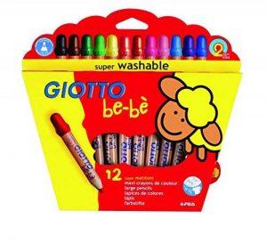 Giotto Be-bè Super Crayons de couleur de la marque GIOTTO Be-Bè image 0 produit