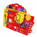 Giotto Be-bè Super Crayons de couleur de la marque GIOTTO Be-Bè image 1 produit