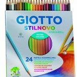 Giotto-Crayons de couleur Stilnovo de la marque Giotto image 1 produit