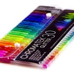 Glitter Pens by Chromatek. Best Colors. 200% the Ink: 30 Pens And 30 Free Refills!! Super Glittery Ultra Vivid Colors! No Repeats. Pro Art Pens. Loved by Adults and Children. Perfect Gift! de la marque Chromatek image 1 produit