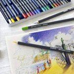 Goldfaber Couleur crayon en boîte métal Set de 48 pièces dans une boîte métallique de la marque Goldfaber image 2 produit