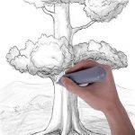 Gomme Electrique, Automatique Portable en Caoutchouc Gomme Electrique avec 10 recharges d'effaceur pour Effaceur et Taille-crayon pour Salle de Classe, Bureau, Ecole, Enfants, les Enseignants, Artistes (Gris) de la marque KenSpirit image 6 produit