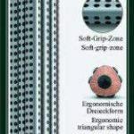Grip 2001 Lot de 6 crayons HB (Import Allemagne) de la marque Grip 2001 image 1 produit