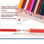 GYOYO 48 Crayons de Couleur, Art crayons, Dessin au crayon coloré Crayons d'Artiste Dessin pour fourniture des écoles des beaux-arts et livres de coloraige pour l'adulte,enfant de la marque GYOYO image 2 produit