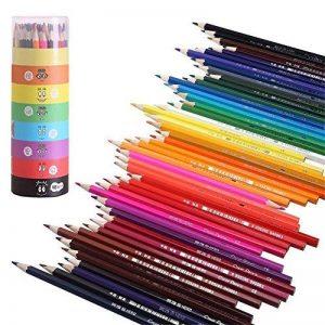 GYOYO 48 Crayons de Couleur, Art crayons, Dessin au crayon coloré Crayons d'Artiste Dessin pour fourniture des écoles des beaux-arts et livres de coloraige pour l'adulte,enfant de la marque GYOYO image 0 produit