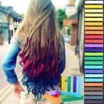 HAIRCHALKIN® 36 Non-Toxique Cheveux Temporaires Pastel Chalk Beauty Kit de la marque Boolavard image 1 produit