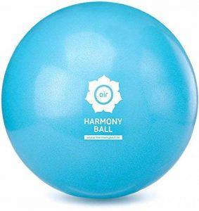 HARMONY BALL air - gymnastique/pilates/yoga balle - sans phtalates - Aqua bleu de la marque HARMONY BALL image 0 produit