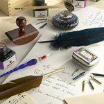 Herbin 27077T - Coffret de Calligraphie la Perle des Encres de la marque Georges-Lalo image 2 produit