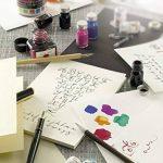 Herbin Encre de recharge traditionnelle à stylo en flacon D 30 ml Lie de Thé de la marque Exacompta image 2 produit