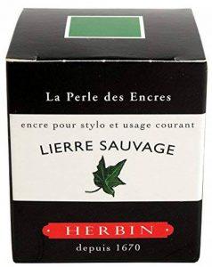 Herbin Encre traditionnelle à stylo en flaconD 30ml Lierre sauvage de la marque Exacompta image 0 produit