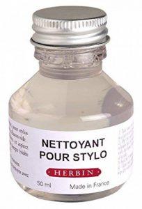 Herbin Recharge pour Stylo-plume liquide nettoyant non abrasif Flacon 50 ml de la marque J. Herbin image 0 produit