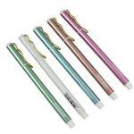 Hillento LuoShi 3060 ensemble de stylo plume, ensemble de stylo de l'étudiant 5 couleurs, couleur de la diversité (rose, bleu, vert, blanc, violet) de la marque Hillento image 4 produit