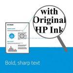 HP 62Noir et tricolore Cartouches d'encre d'origine, 2cartouches (N9h63fn) de la marque HP image 2 produit