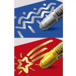 Instant - Playcolor Metallic - Gouache solide en stick - 6 couleurs - 10 g de la marque Instant image 1 produit
