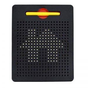 ISABELLE Les jouets pour enfants planche à dessin magnétique de billes en plastique d'une tablette de créativité joli jouet pour enfant de la marque ISABELLE image 0 produit