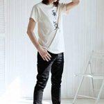 Japonais-Shirt Yuki Courage/T-Shirt Motif calligraphie japonaise-Couleur : Ivoire de la marque Strand Clothing image 3 produit