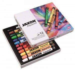 Jaxon 49436Aquarelle Cire Pastelle Lot de 12 de la marque Jaxon image 0 produit