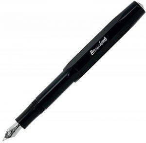 Kaweco sKYLINE sport stylo plume noir plume: eF (extra-fin). de la marque Kaweco image 0 produit