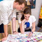 Kit de 100 stylos à gel pour art, dessin et livres de coloriage adultes - Obtenez des couleurs RARE dans ce kit de stylos de qualité Premium de la marque Colore image 4 produit
