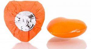 Klar Cœur Savon oranger de la marque Klar Seifen GmbH image 0 produit