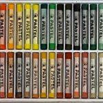 Künstlerbedarf Boîte de 50 pastels secs Marie's C, tons chauds et froids de la marque Künstlerbedarf image 1 produit
