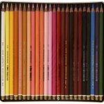 Koh-I-Noor Polycolor Portrait Crayons de Couleur pour l'Artiste (Set de 24) de la marque Koh-I-Noor image 1 produit