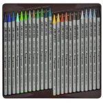 KOH-I-NOOR Progresso Crayon de Couleur Aquarelle sans bois (Boîte de 48) de la marque Koh-I-Noor image 3 produit