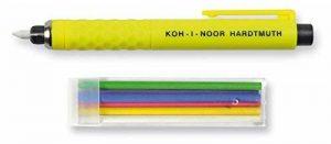 Koh-I-Noor S128PN8004BL Craie de tailleur avec support de la marque Koh-I-Noor image 0 produit