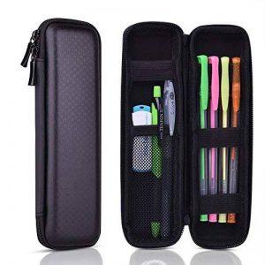 kuuqa Coque rigide en EVA noir stylo crayon étui support pour stylo à bille executive Stylo plume, Apple, crayon, stylo, stylet tactile de la marque KUUQA image 0 produit