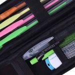kuuqa Coque rigide en EVA noir stylo crayon étui support pour stylo à bille executive Stylo plume, Apple, crayon, stylo, stylet tactile de la marque KUUQA image 4 produit