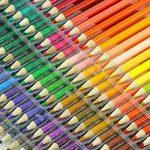 Laconile 160 Crayons de couleur gras, couleurs vives, pré-taillés, lot de crayons de couleur pour livres de coloriage pour adultes, dessins artistiques, croquis, loisirs créatifs de la marque Laconile image 2 produit