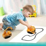 Lamchin Magic Inductif de voiture/camion de Tank/Magic Toy car pour enfants et enfants – Meilleur Mini Magic Pen Inductif Fangle enfants de la marque ChenghaiToys image 1 produit