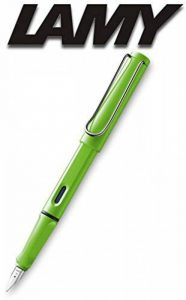 Lamy 1230634Safari Stylo plume moyen vert de la marque Lamy image 0 produit
