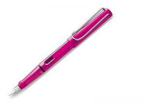 Lamy - Stylo-plume Safari Rose - plume large B de la marque Lamy image 0 produit