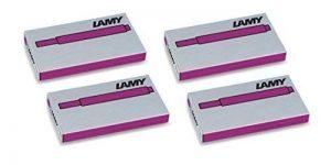 Lamy T10Rose Vibrant Special Edition Cartouches d'encre Couleur pour 2018X 4(20) de la marque LamyGermany image 0 produit