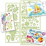 Lansay 23518 - Mes Couleurs Fluo - Pack De 5 Blopens de la marque Lansay image 4 produit
