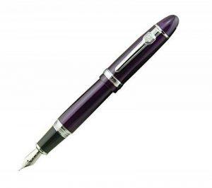 lanxivi Jinhao 159 Stylo plume violet argent avec pour stylo de la marque Lanxivi image 0 produit