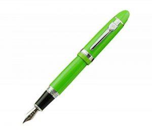 Lanxivi Jinhao 159Vert stylo plume Argenté avec stylo Pouch de la marque Lanxivi image 0 produit