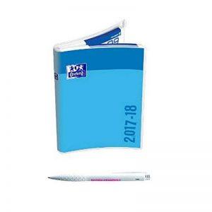 Lot Agenda Scolaire CREATION Personnalisable Zip Oxford Bleu + 1 Stylo Blumie de la marque Blumie Shop image 0 produit