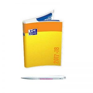 Lot Agenda Scolaire CREATION Personnalisable Zip Oxford Jaune + 1 Stylo Blumie de la marque Blumie Shop image 0 produit