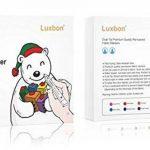 Luxbon Lot de 12 Double pointe Marqueur en tissu textiles Pigment Bien Permanent Graffiti Coloration Enfant sûr non toxique de la marque Luxbon image 6 produit