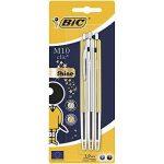M10 Clic Shine Stylos-Bille - Couleurs Assorties, Blister de 3 de la marque BIC image 0 produit