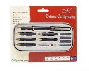 Manuscript Coffret de calligraphie 6 plumes de la marque Manuscript image 0 produit